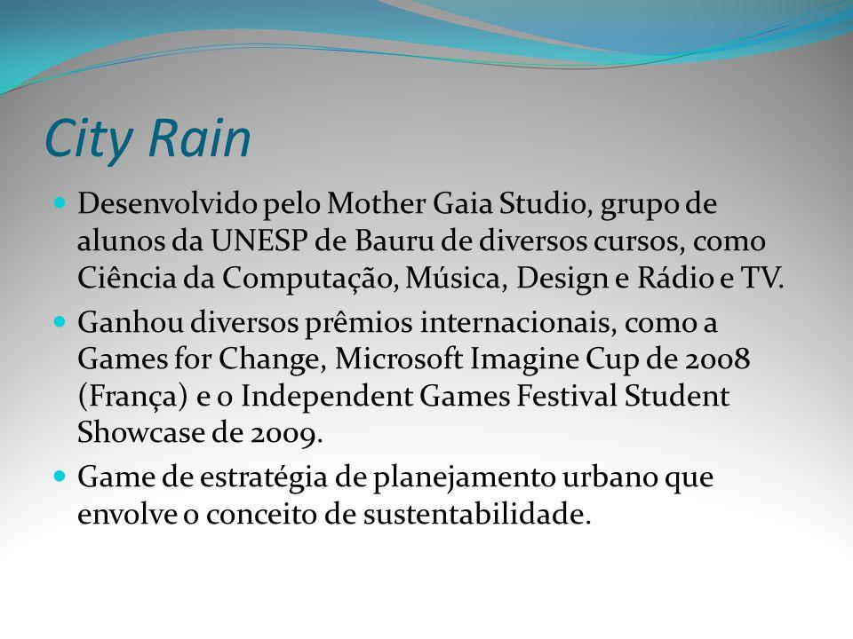 City Rain