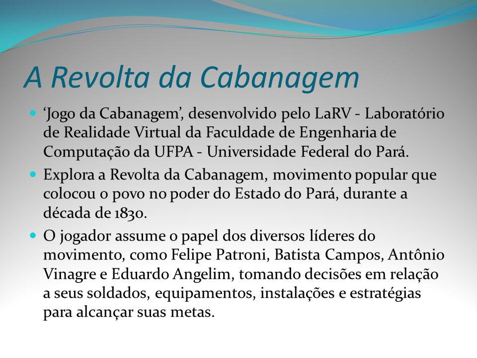 A Revolta da Cabanagem
