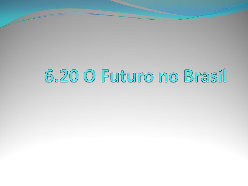 6.20 O Futuro no Brasil