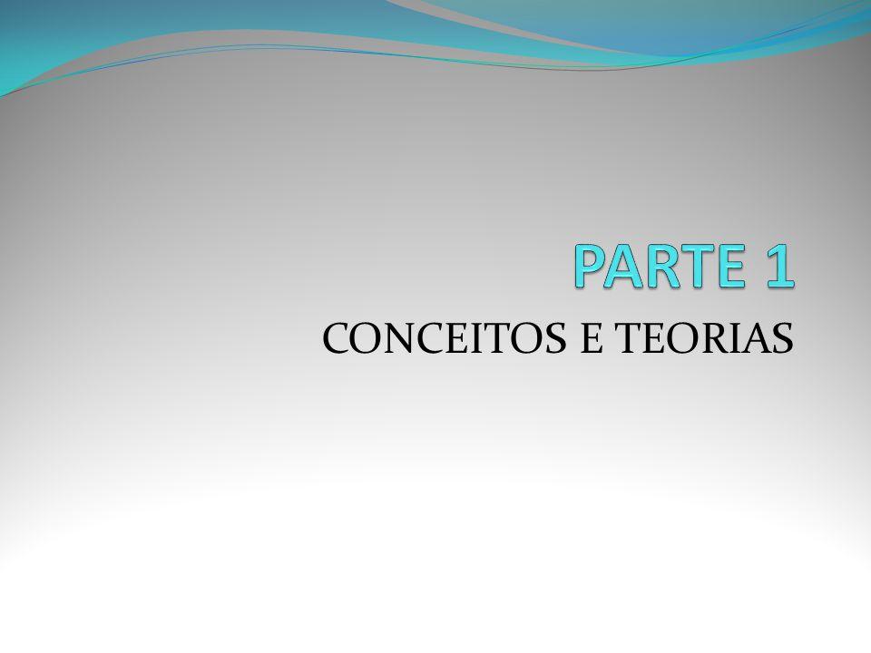 PARTE 1 CONCEITOS E TEORIAS
