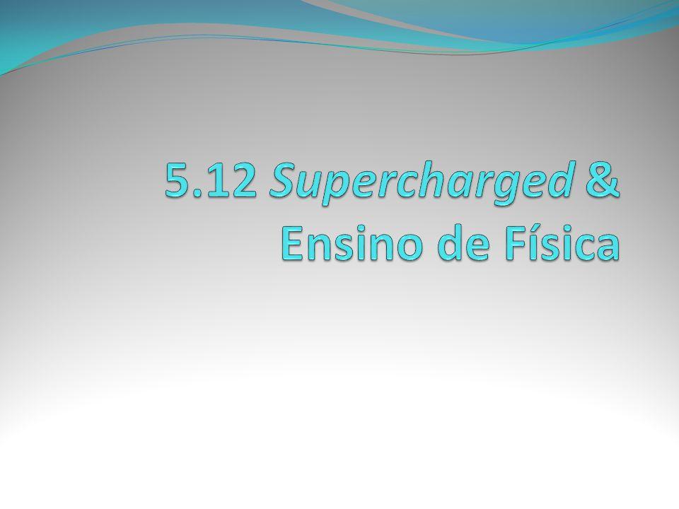 5.12 Supercharged & Ensino de Física