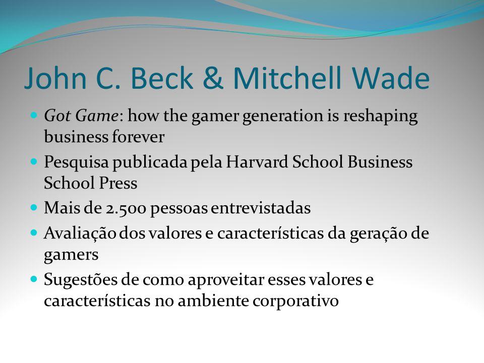 John C. Beck & Mitchell Wade