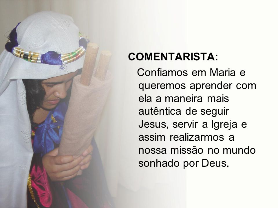 COMENTARISTA: