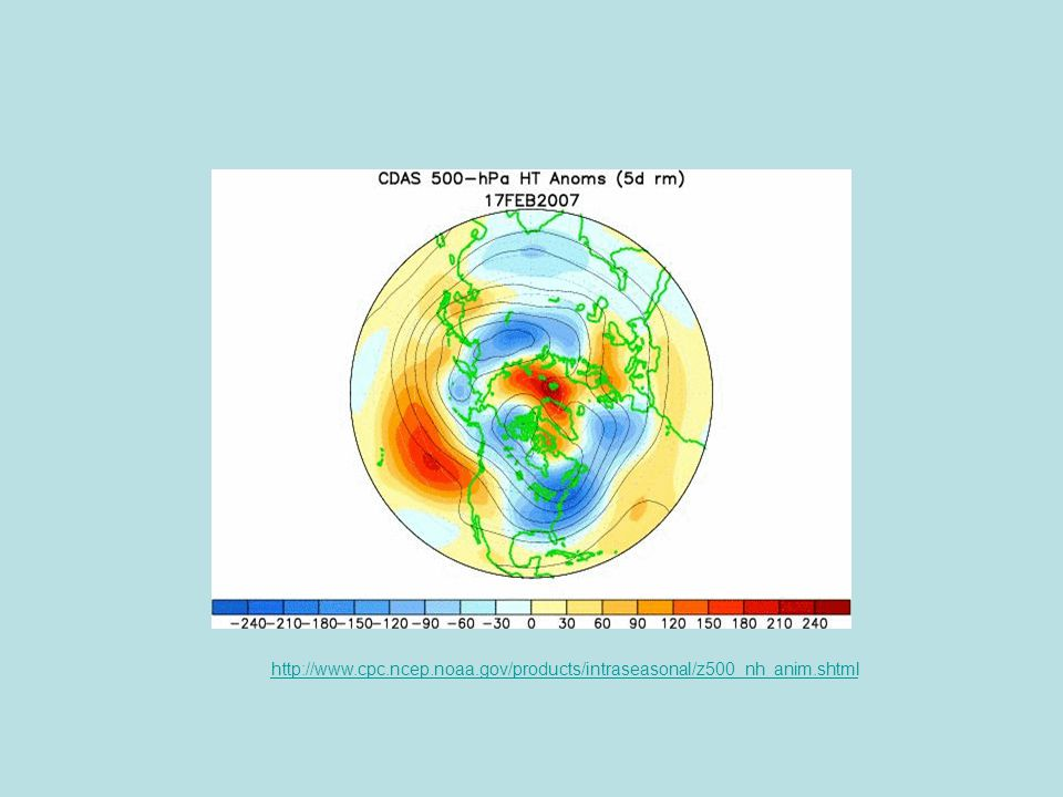 http://www. cpc. ncep. noaa. gov/products/intraseasonal/z500_nh_anim