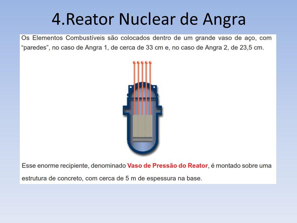 4.Reator Nuclear de Angra