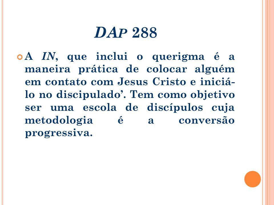 DAp 288