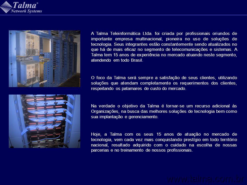 A Talma Teleinformática Ltda