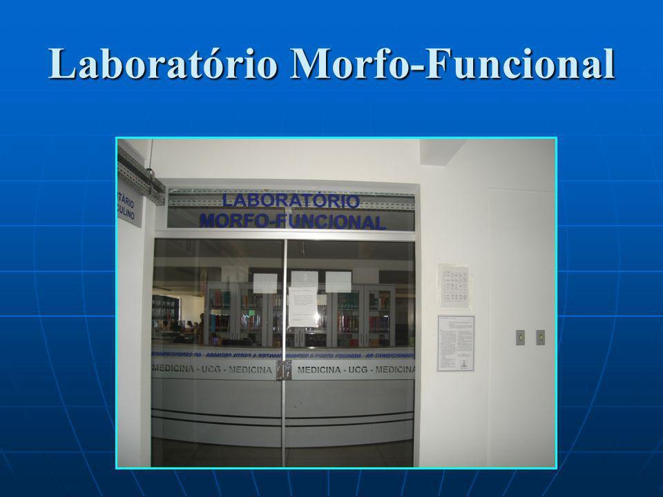 Laboratório Morfo-Funcional