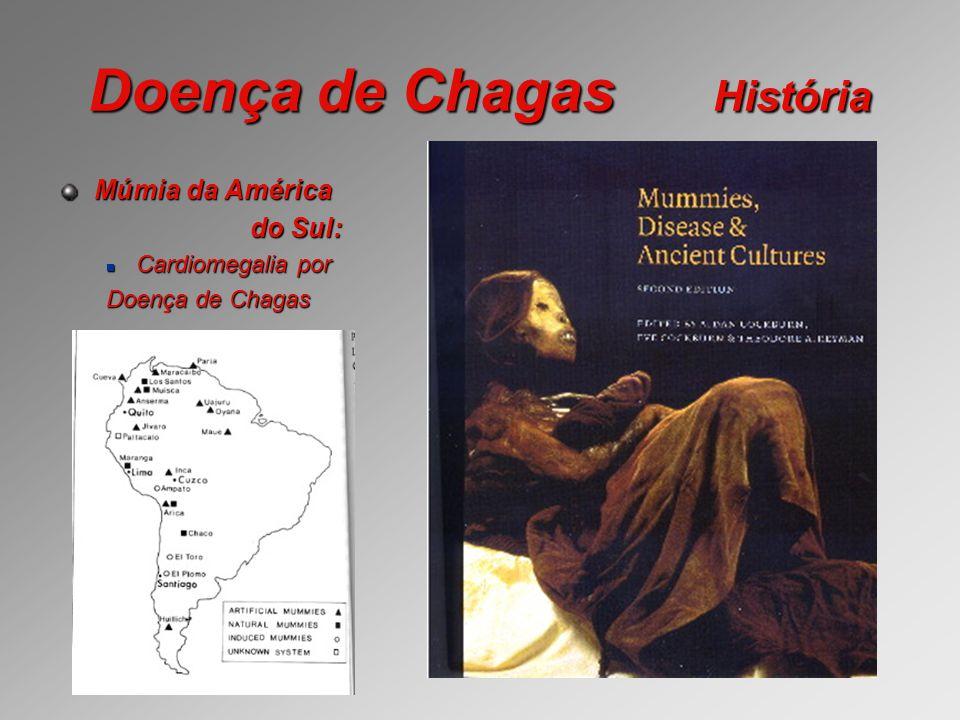 Doença de Chagas História