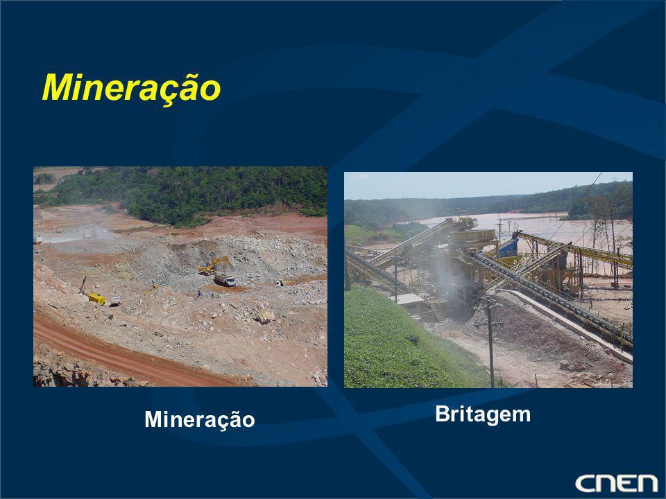 Mineração Britagem Mineração