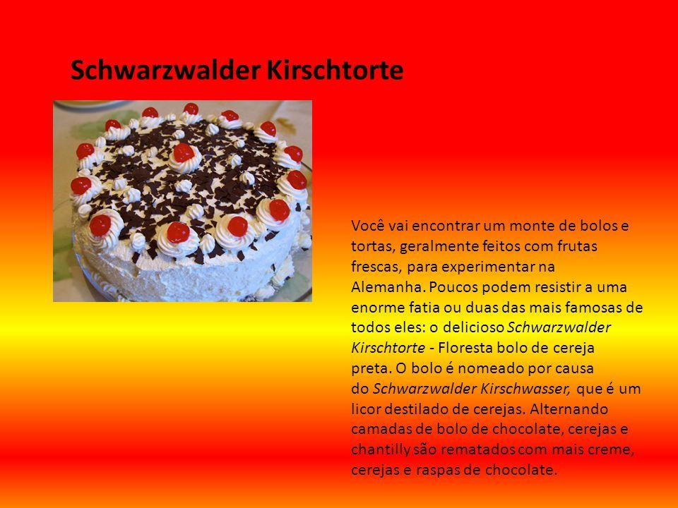 Schwarzwalder Kirschtorte