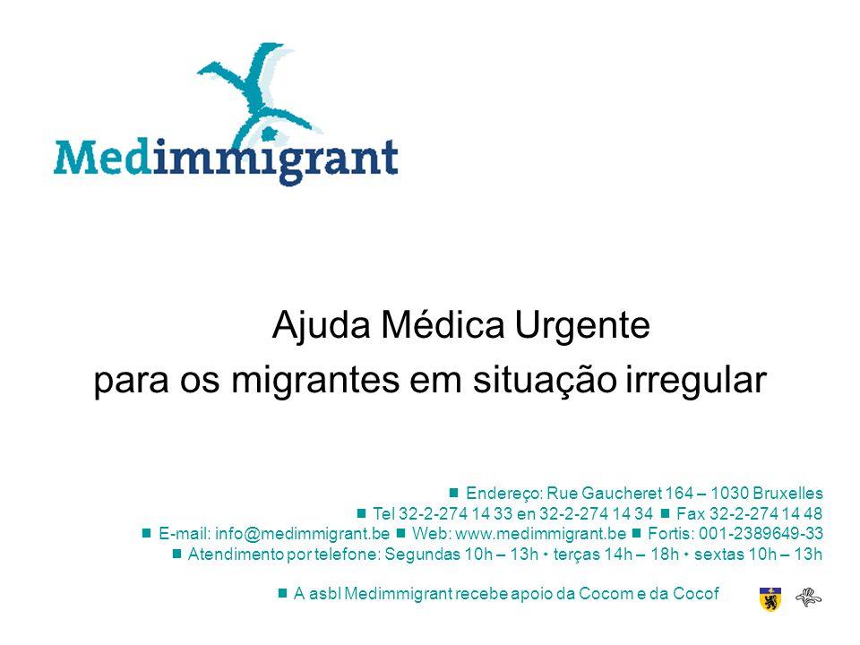 para os migrantes em situação irregular