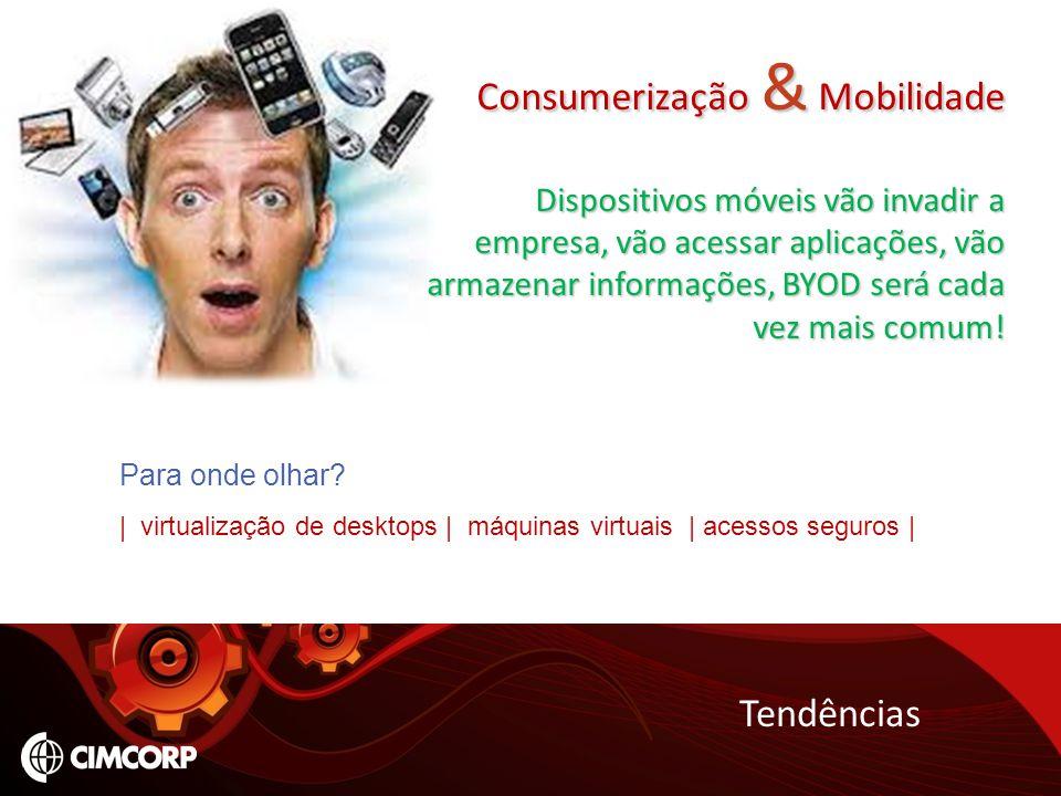 Consumerização & Mobilidade