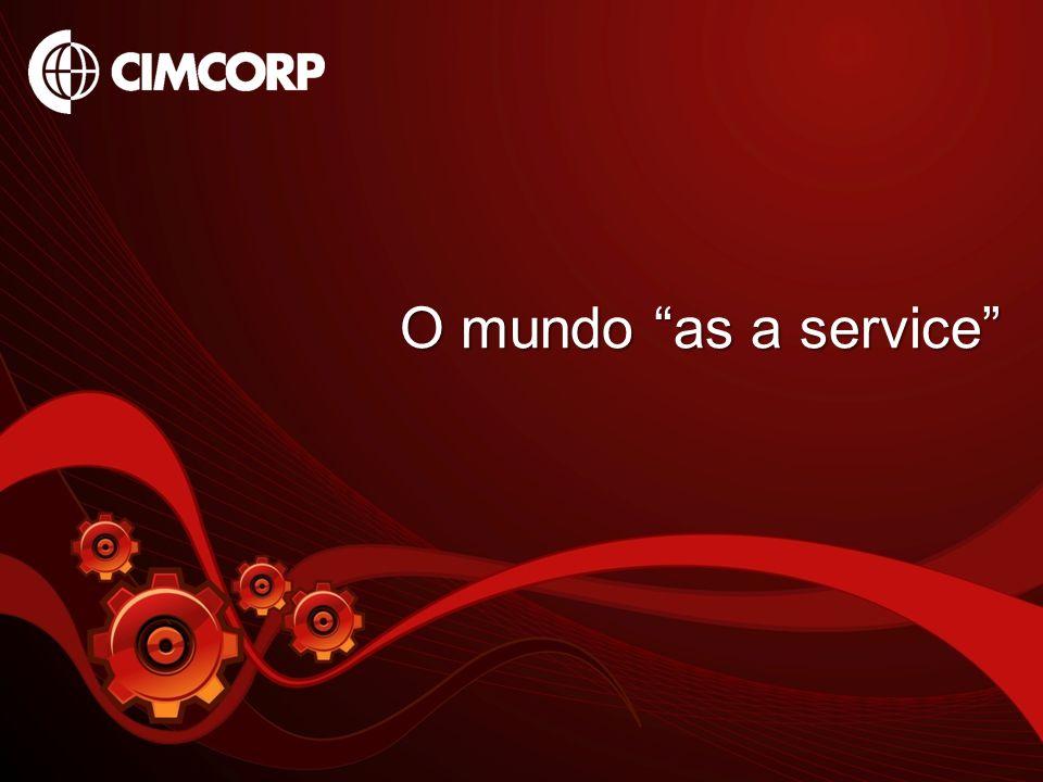 O mundo as a service
