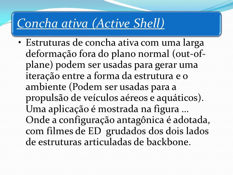 Concha ativa (Active Shell)