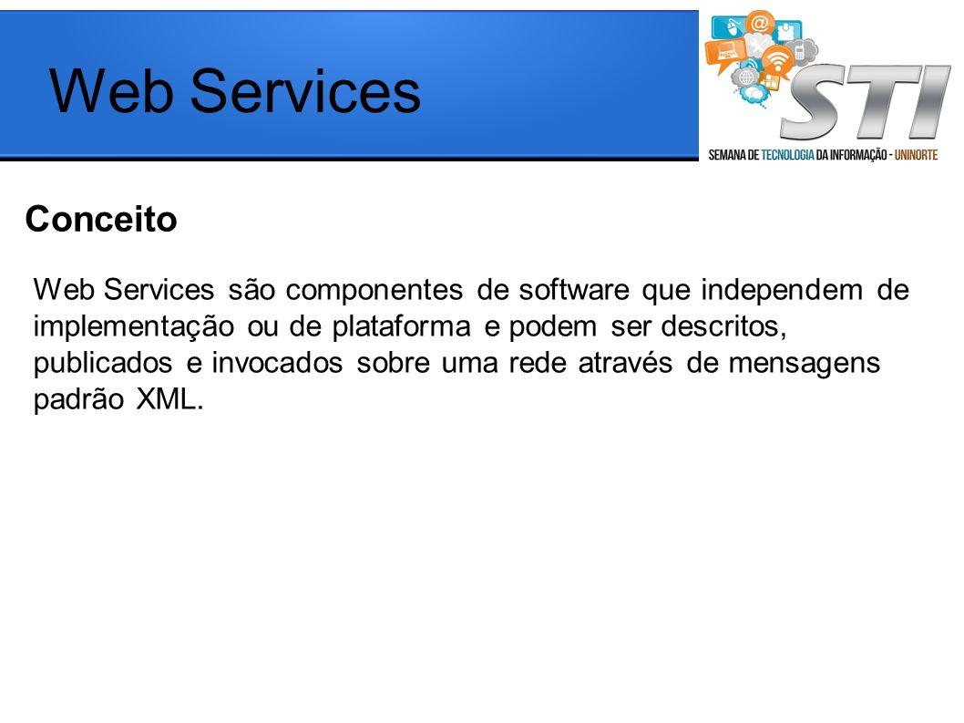 Web Services Conceito.