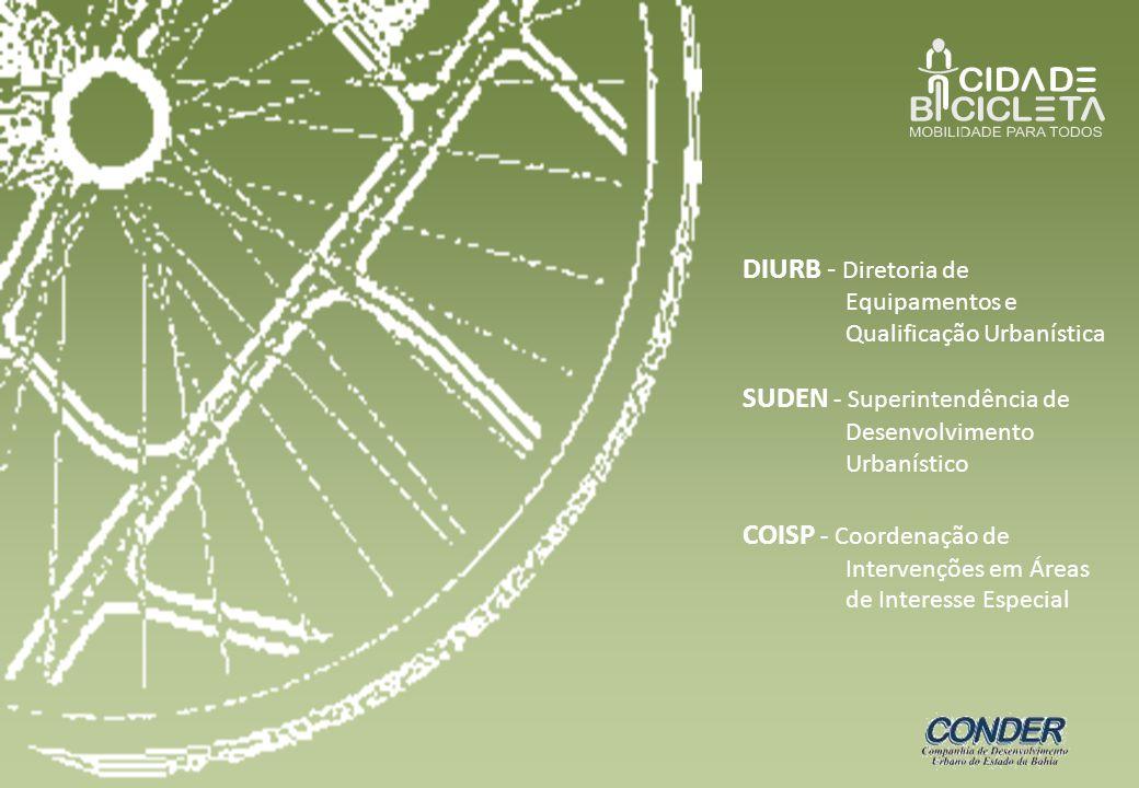 DIURB - Diretoria de Equipamentos e Qualificação Urbanística