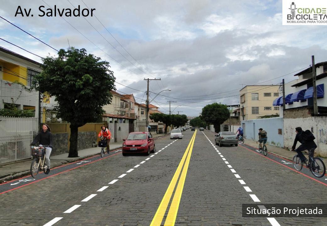 Av. Salvador Situação Projetada