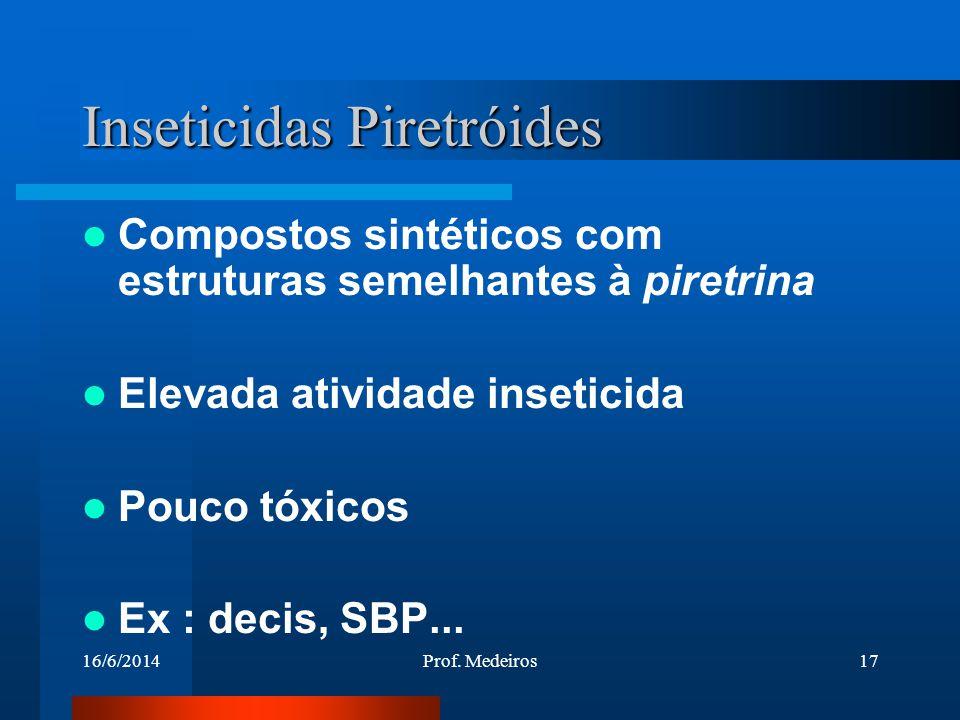 Inseticidas Piretróides