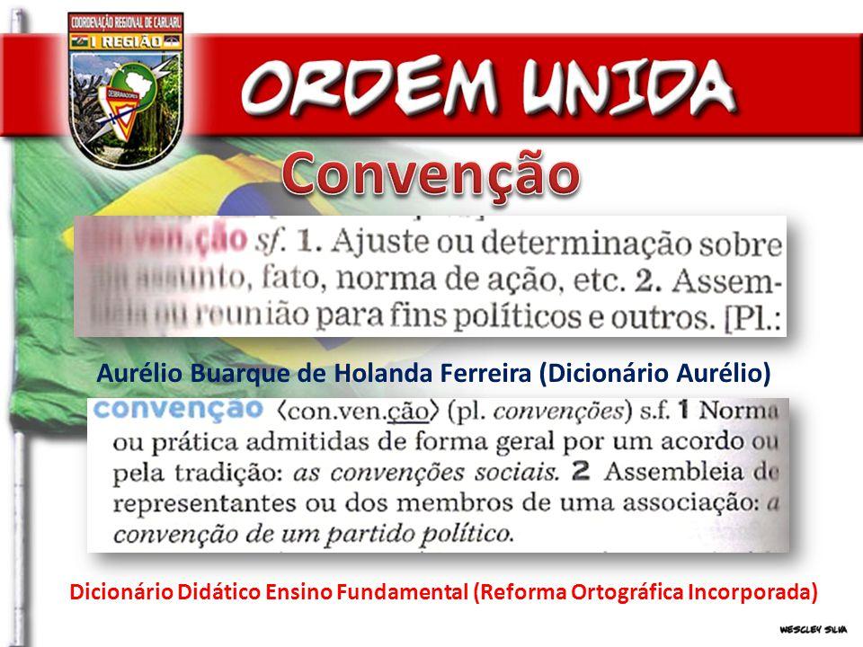 Convenção Aurélio Buarque de Holanda Ferreira (Dicionário Aurélio)