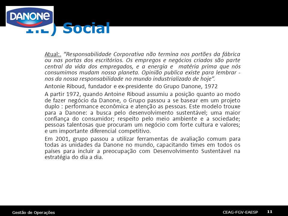 1.E) Social
