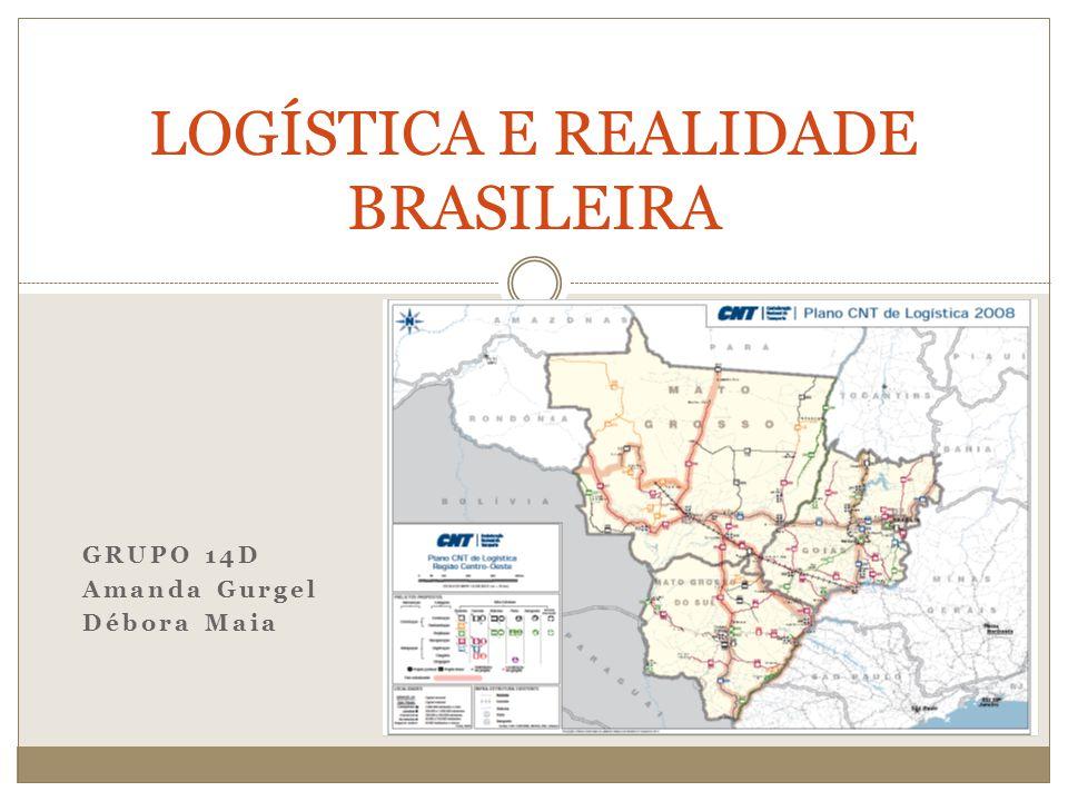 LOGÍSTICA E REALIDADE BRASILEIRA