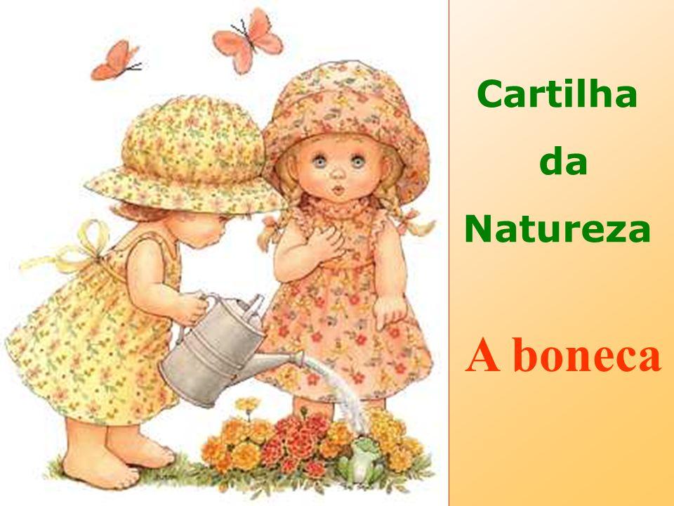Cartilha da Natureza A boneca