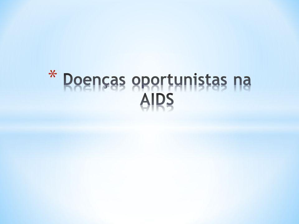 Doenças oportunistas na AIDS