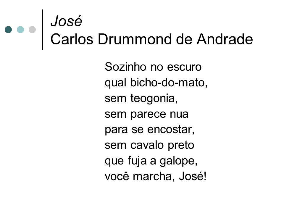 José Carlos Drummond de Andrade