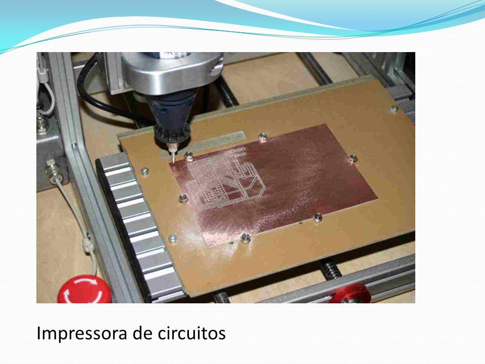 Impressora de circuitos
