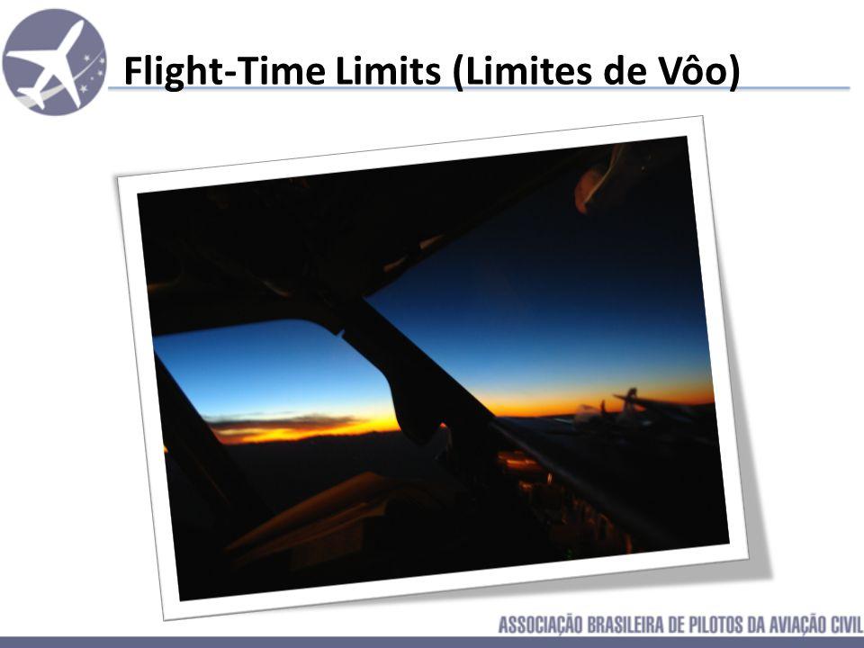 Flight-Time Limits (Limites de Vôo)