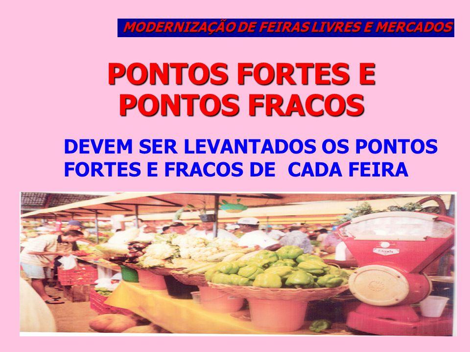 PONTOS FORTES E PONTOS FRACOS
