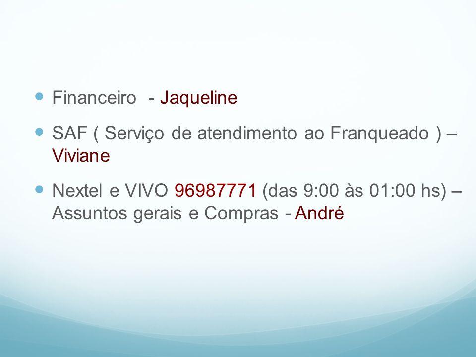 Financeiro - Jaqueline