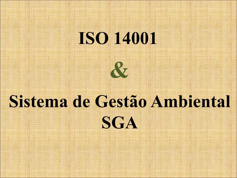 Sistema de Gestão Ambiental SGA