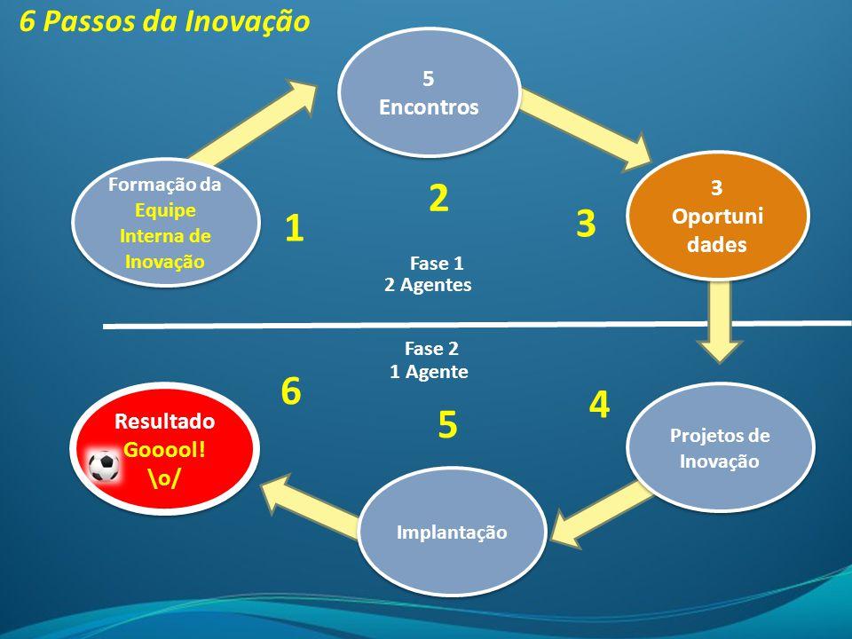 Formação da Equipe Interna de Inovação