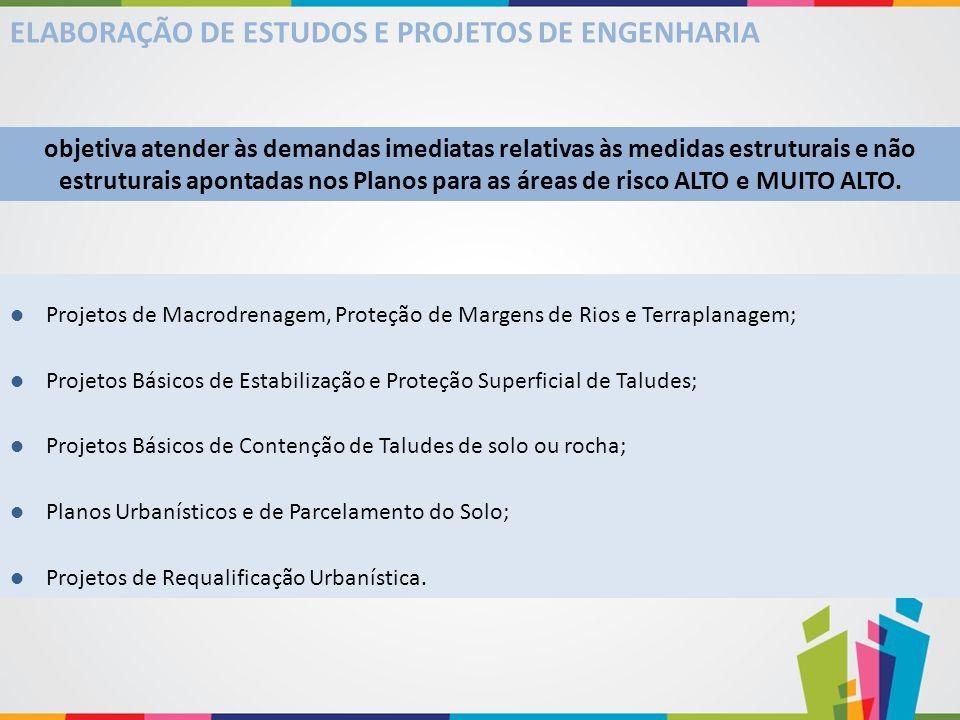 ELABORAÇÃO DE ESTUDOS E PROJETOS DE ENGENHARIA