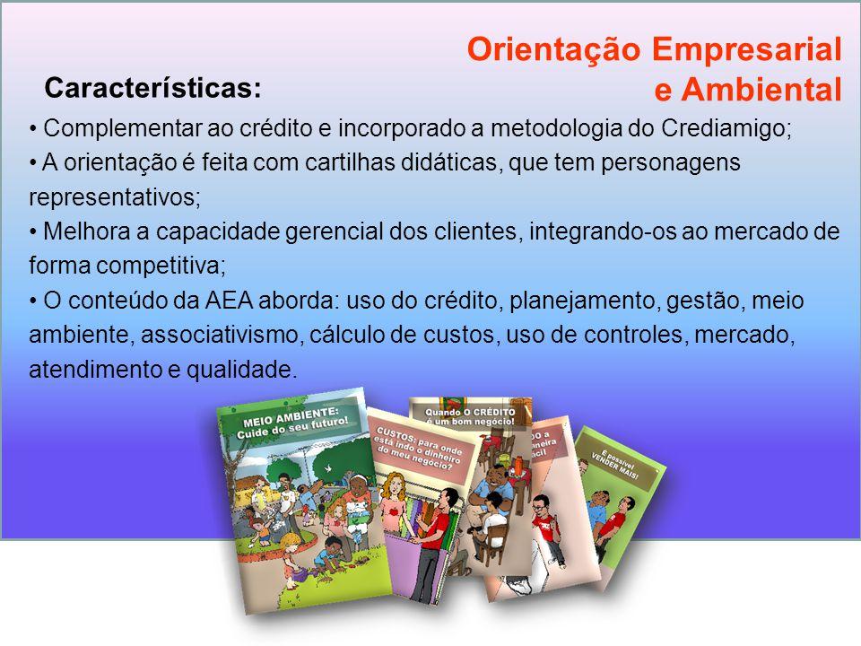 Orientação Empresarial e Ambiental