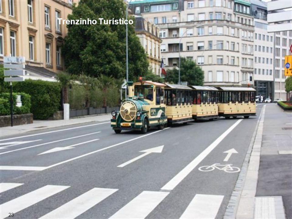Trenzinho Turístico 23