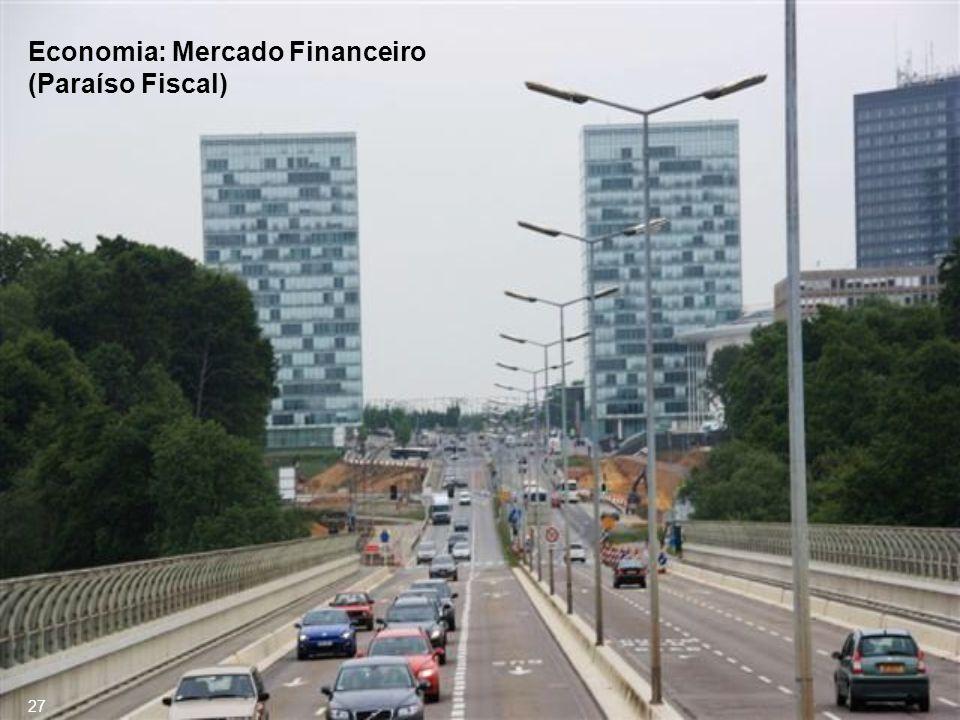 Economia: Mercado Financeiro (Paraíso Fiscal)