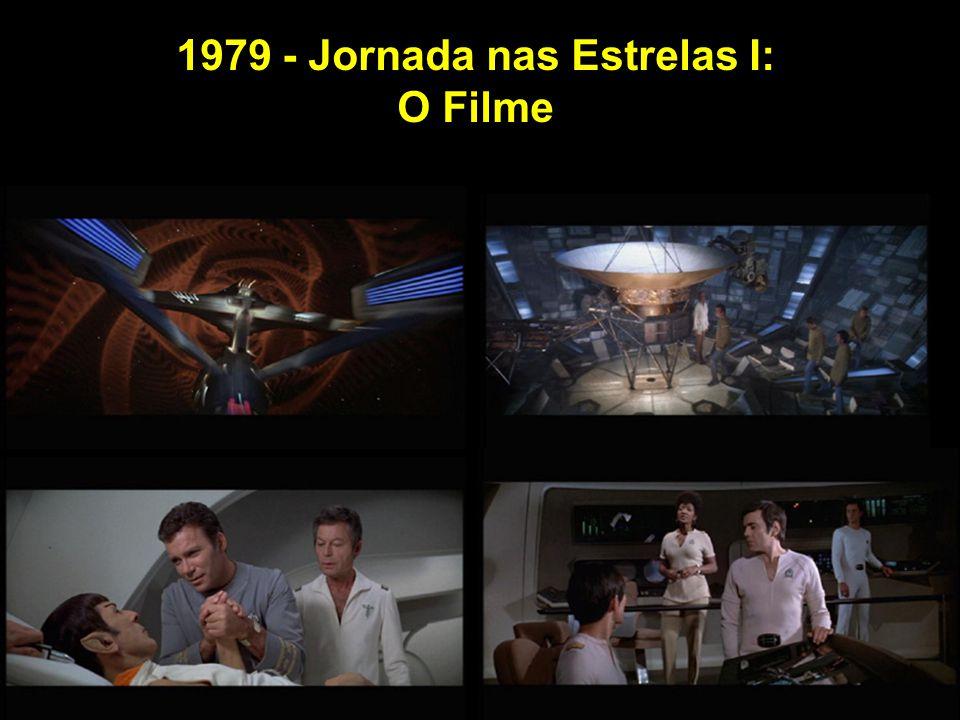 1979 - Jornada nas Estrelas I: