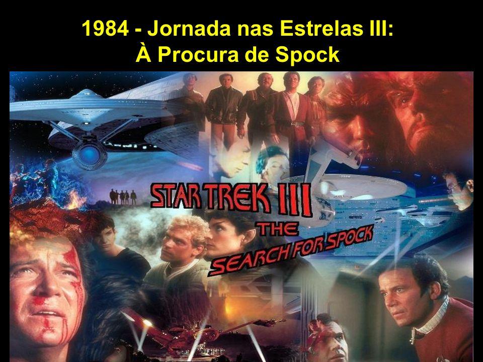 1984 - Jornada nas Estrelas III:
