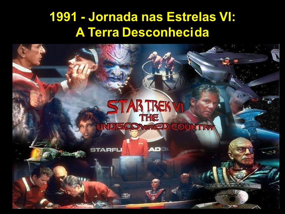 1991 - Jornada nas Estrelas VI: