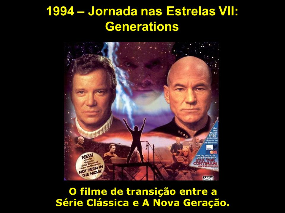 1994 – Jornada nas Estrelas VII: Generations