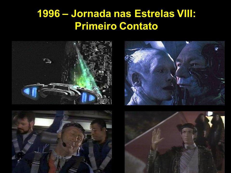 1996 – Jornada nas Estrelas VIII: