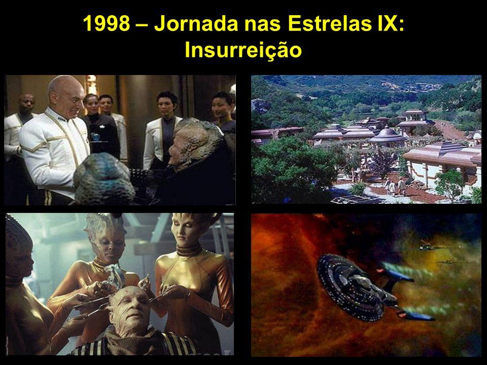 1998 – Jornada nas Estrelas IX: