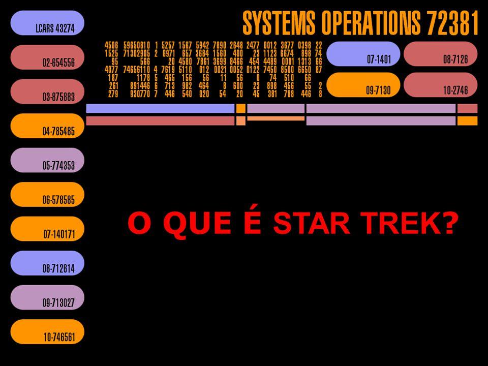 O QUE É STAR TREK