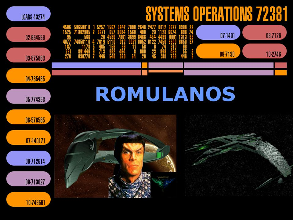 ROMULANOS
