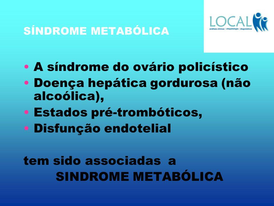 A síndrome do ovário policístico
