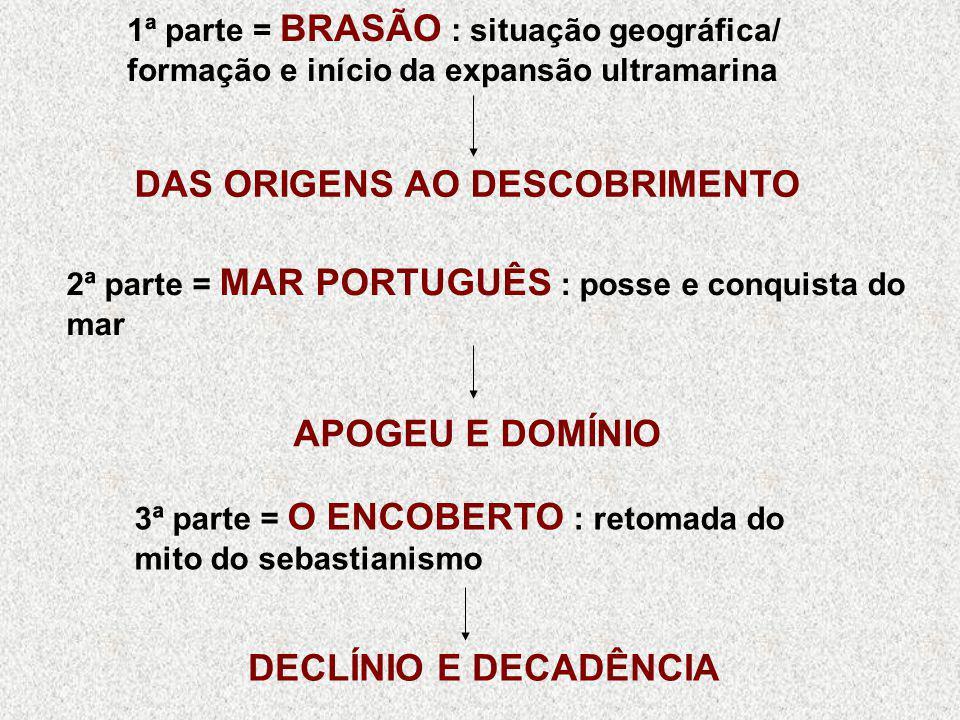 DAS ORIGENS AO DESCOBRIMENTO