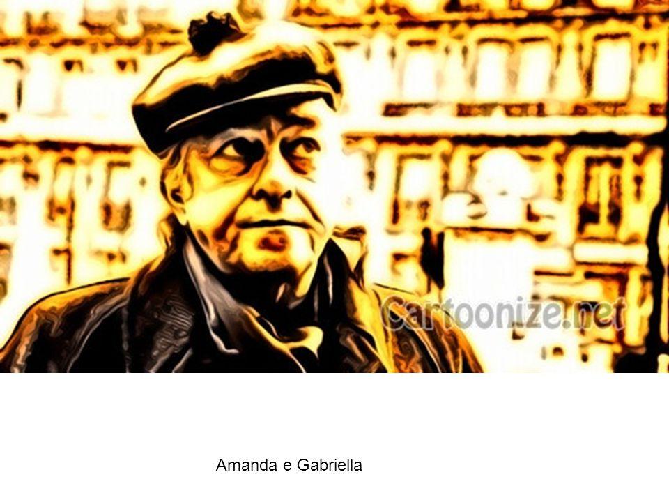 Amanda e Gabriella